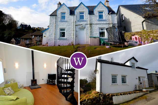 Thumbnail Detached house for sale in Breadalbane Street, Tobermory, Isle Of Mull