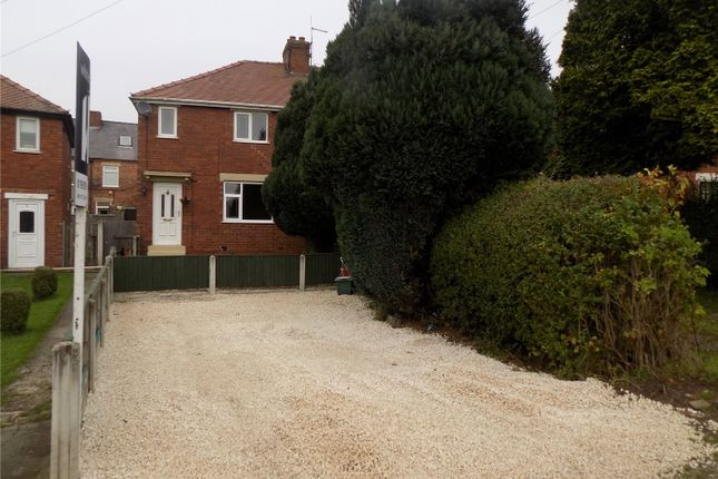 Thumbnail Semi-detached house for sale in Sandy Close, Whitwell, Nottinghamshire