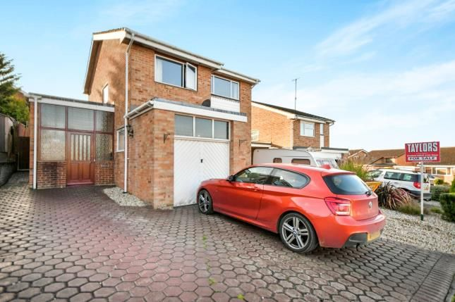 Thumbnail Detached house for sale in Torridge Close, Greenmeadow, Swindon, Wiltshire