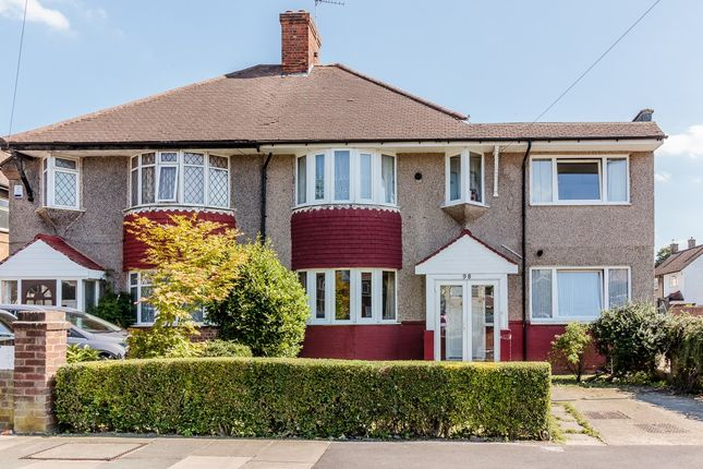 4 bed semi-detached house for sale in Wricklemarsh Road, London, London