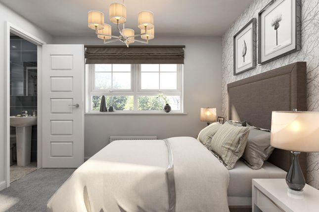 """Thumbnail Semi-detached house for sale in """"Ennerdale"""" at Lowfield Road, Anlaby, Hull"""