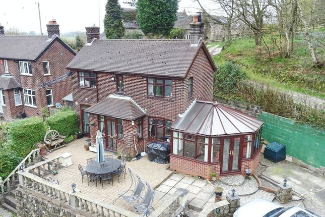 Thumbnail Detached house for sale in Cheadle Road, Cheddleton