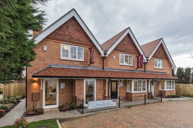 Thumbnail Semi-detached house for sale in Sandcross Lane, Reigate