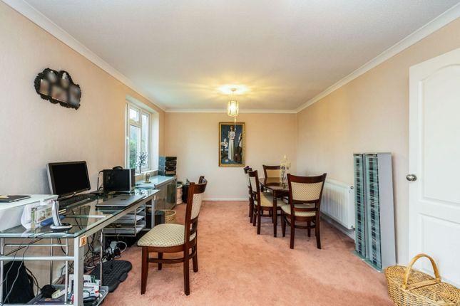 Dining Room of Spindlers, Kidlington OX5