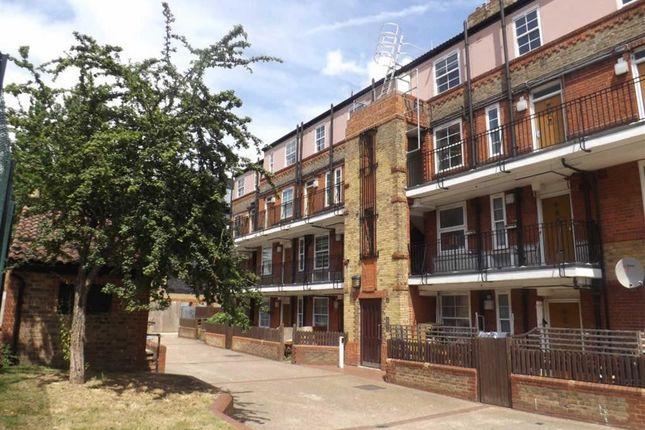 Thumbnail Flat to rent in Vauban Estate, London