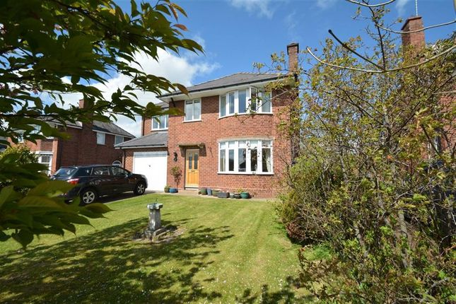 Thumbnail Detached house to rent in Bryn Awelon, Mold