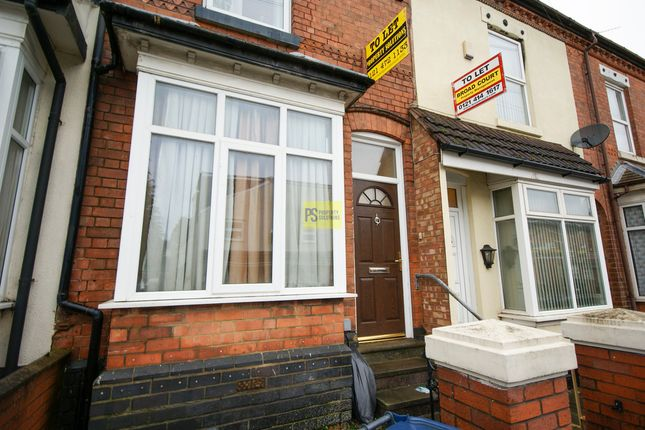 4 bed terraced house to rent in Dawlish Road, Selly Oak, Birmingham B29