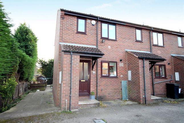 Thumbnail Terraced house for sale in Lindley Street, York