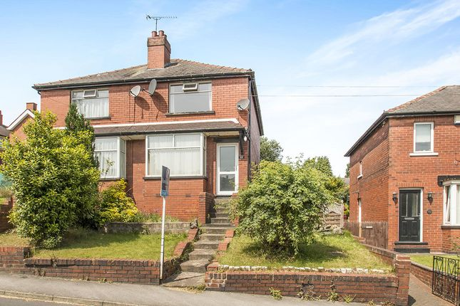 Thumbnail Semi-detached house to rent in Old Road, Churwell, Morley, Leeds