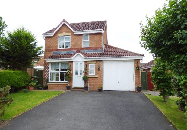 3 bed detached house for sale in Moorside Drive, Carlisle, Cumbria