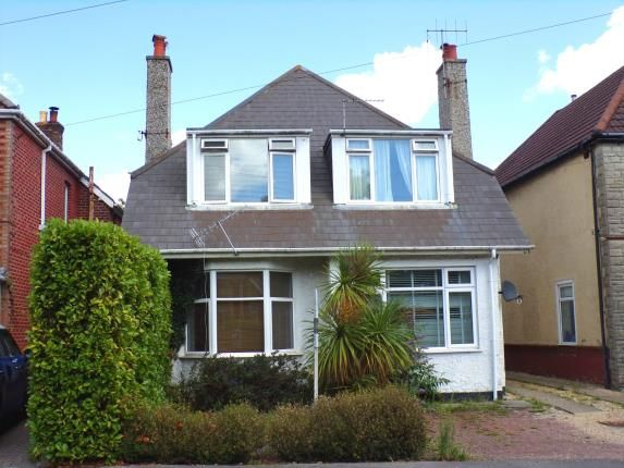 Front of Alexandra Road, Parkstone, Poole BH14