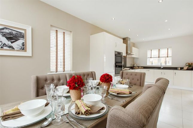 """Thumbnail Detached house for sale in """"Stevenson"""" at Worthing Road, Southwater, Horsham"""