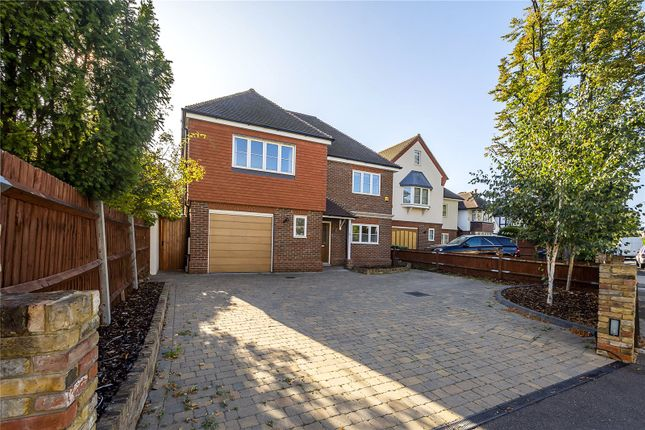 Thumbnail 5 bed detached house for sale in Park Road, Surbiton