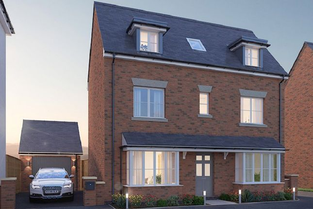 Thumbnail Detached house for sale in Plot 5, Pitchford Lane, Llandarcy, Neath, Neath Port Talbot.