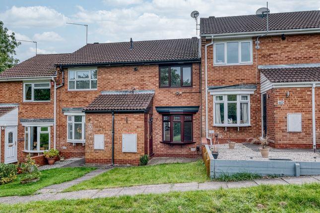 Thumbnail Terraced house to rent in Rangeworthy Close, Walkwood, Redditch, Worcs