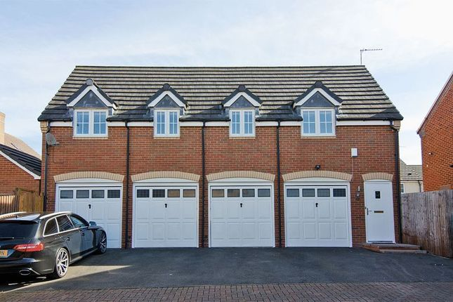 Thumbnail Property to rent in Pheasant Way, Heath Hayes, Cannock