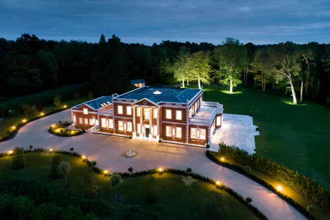 Thumbnail Detached house for sale in South Drive, Wentworth, Virginia Water, Surrey