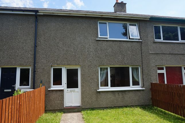Thumbnail Terraced house for sale in Pen Yr Hwylfa, Harlech