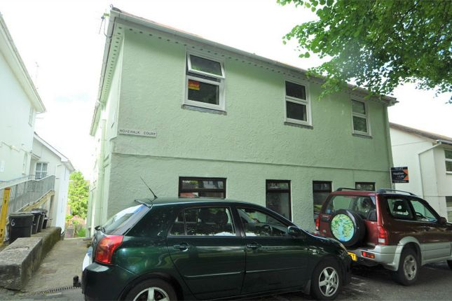 Thumbnail Flat to rent in Arwenack Avenue, Falmouth