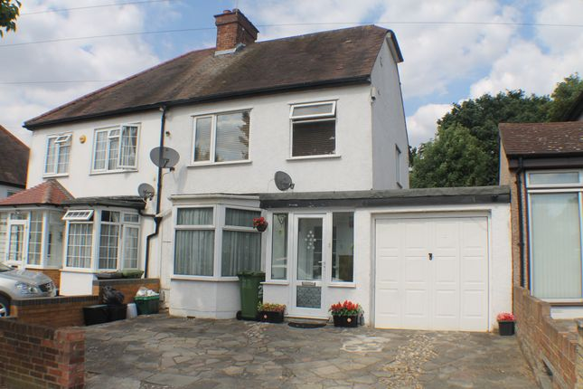 Thumbnail Semi-detached house to rent in Walden Avenue, Chislehurst
