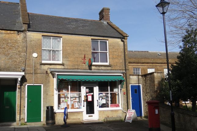 Thumbnail Retail premises for sale in 18 Hogshill Street, Beaminster, Dorset