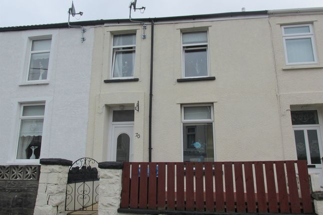 Thumbnail Terraced house for sale in Lower Thomas Street, Merthyr Tydfil