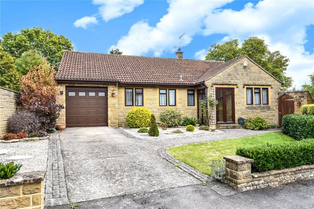 Thumbnail Bungalow for sale in Parcroft Gardens, Yeovil, Somerset