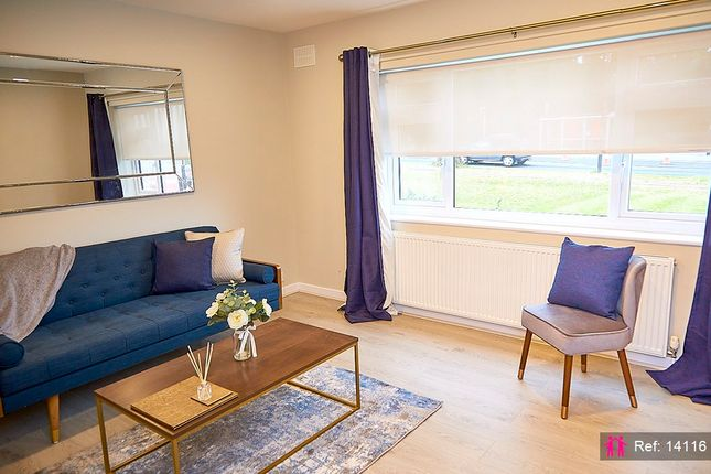 Thumbnail Flat to rent in Warwick Road, Coventry