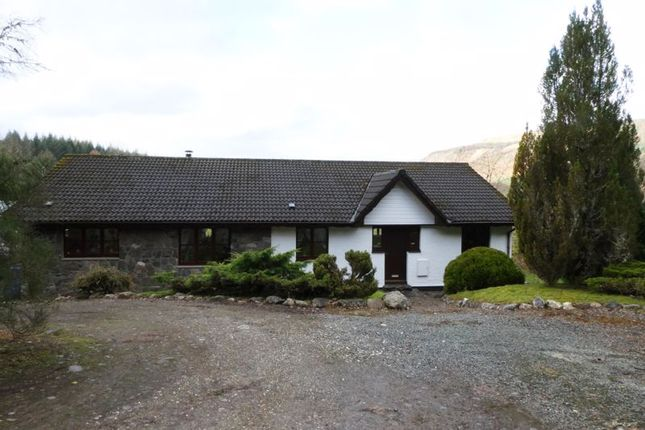 Thumbnail Detached bungalow for sale in Achmore, Strome Ferry