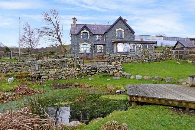 Thumbnail Detached house for sale in Valley Road, Llanfairfechan