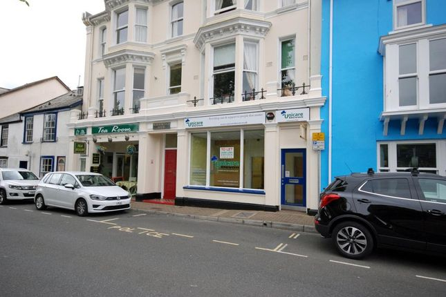 Commercial property for sale in Brunswick Place, Dawlish