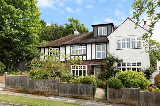 Thumbnail Detached house for sale in Conway Road, Wimbledon