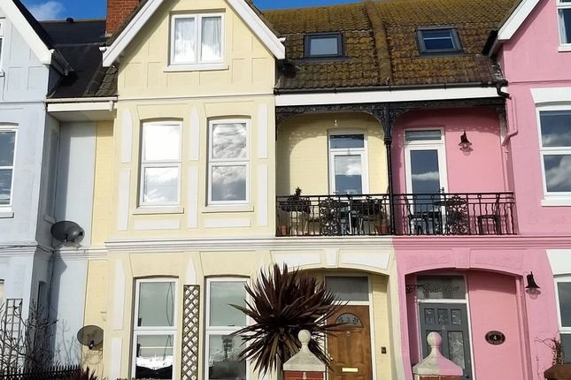 Thumbnail Maisonette to rent in New Parade, Worthing