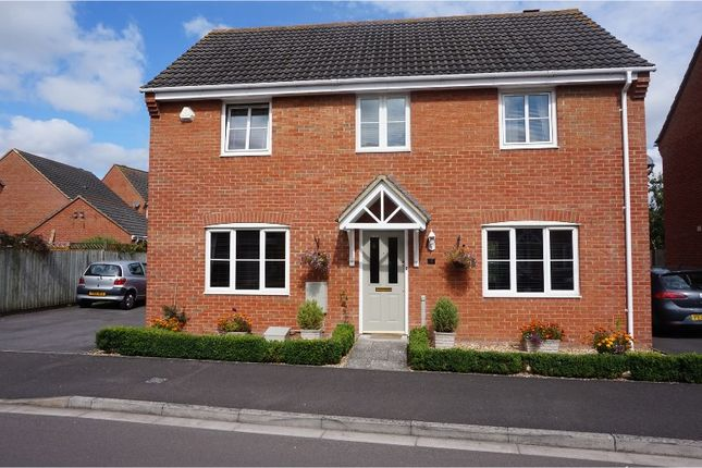 Thumbnail Detached house for sale in Dartmoor Road, Westbury