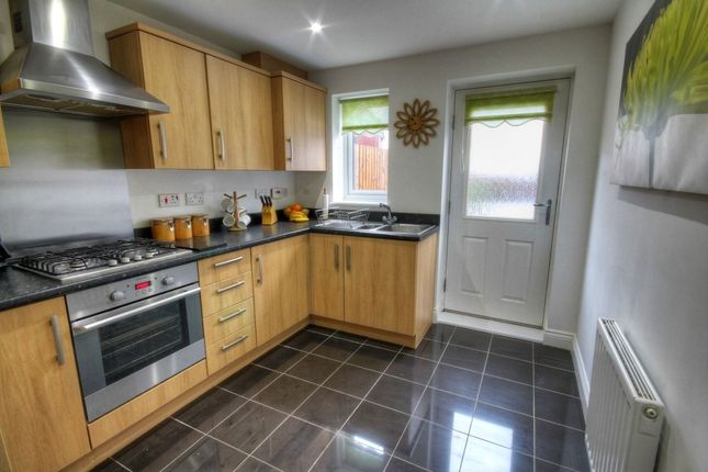 Thumbnail Detached house for sale in Greenvale Avenue, Greenvale Estate, Newcastle Upon Tyne