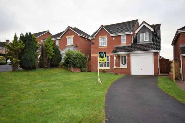 Thumbnail Detached house to rent in Dalesman Drive, Carlton Grange, Carlisle