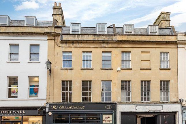 Thumbnail Maisonette for sale in New Bond Street, Bath