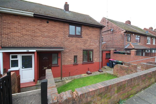Thumbnail Semi-detached house to rent in Valley Road, Swinton, Mexborough
