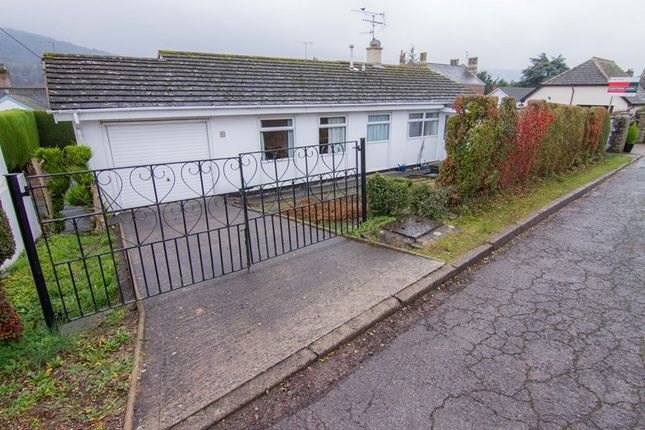 Thumbnail Detached bungalow for sale in Dixton Close, Monmouth