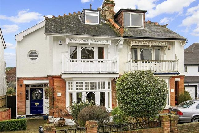 Thumbnail Semi-detached house for sale in Broom Road, Teddington