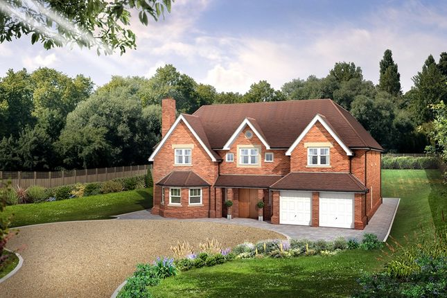 Thumbnail Detached house for sale in Heathbourne Road, Bushey Heath