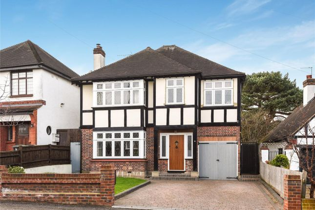 Thumbnail Detached house for sale in The Drive, Buckhurst Hill, Essex