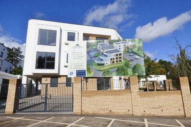 Thumbnail Flat for sale in West Hill, Epsom