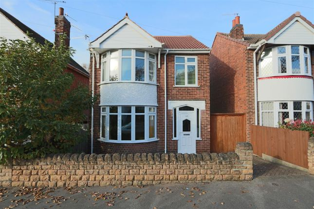 Thumbnail Detached house to rent in Piccadilly, Bulwell, Nottingham