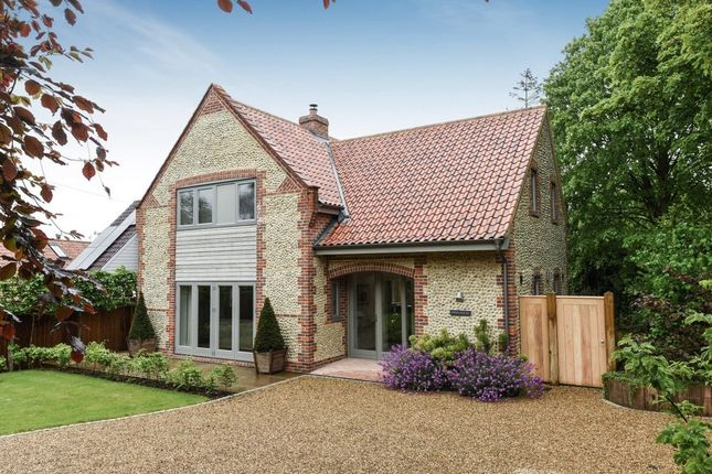 Thumbnail Detached house for sale in Cley Road, Blakeney, Holt
