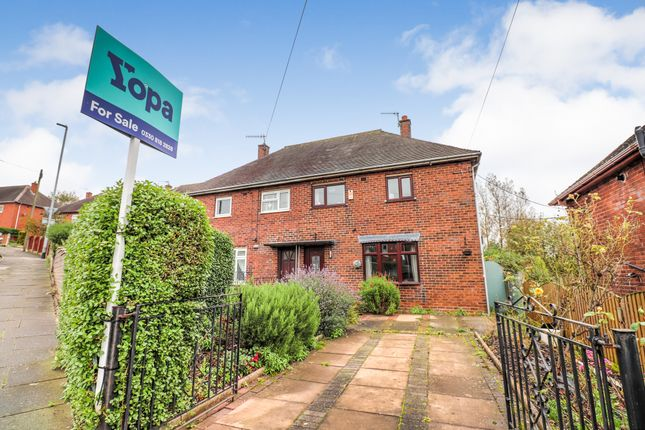 Front External of Hollings Street, Fenton, Stoke-On-Trent ST4