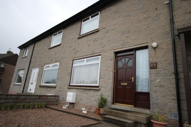Thumbnail Terraced house to rent in Caiesdykes Road, Kincorth, Aberdeen