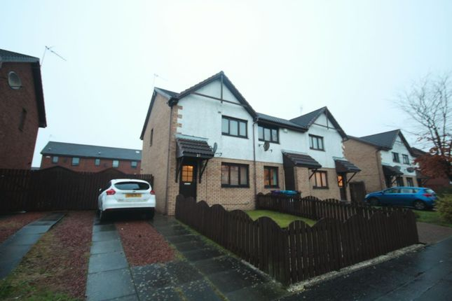 Thumbnail Terraced house for sale in Mellerstain Drive, Glasgow