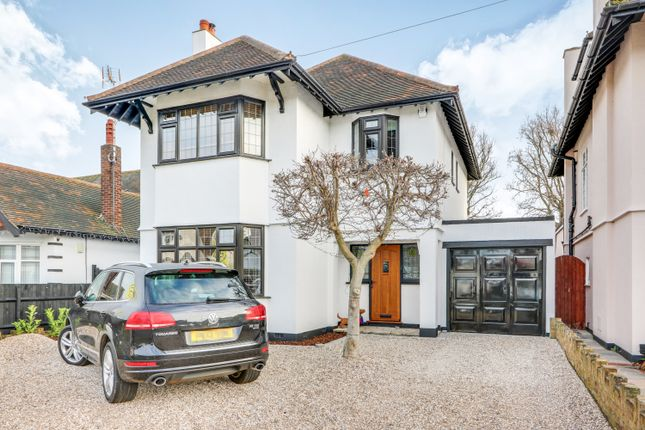 Thumbnail Detached house for sale in Winsford Gardens, Westcliff On Sea, Essex