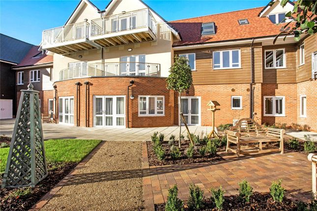 Thumbnail Flat for sale in Keble Court, Redfields Lane, Church Crookham, Fleet
